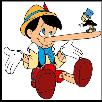 Por que as pessoas mentem?
