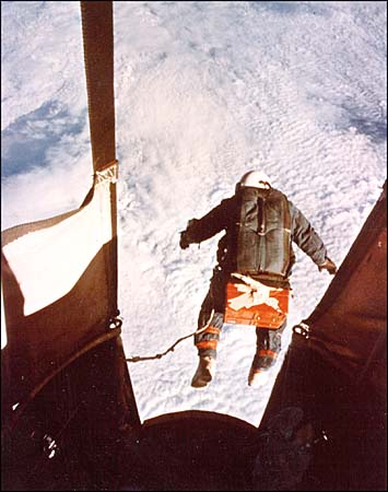 O salto de Joe Kittinger